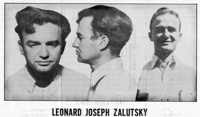 34. Leonard Joseph Zalutsky