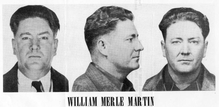 35. William Merle Martin