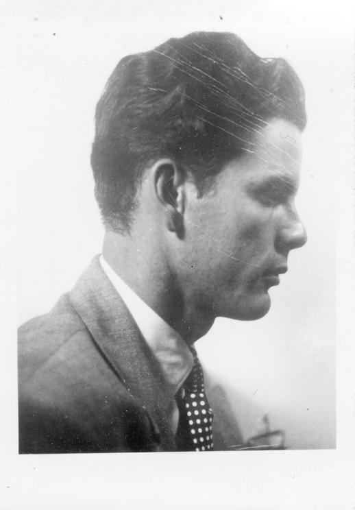 38. Theodore Richard Byrd, Jr.