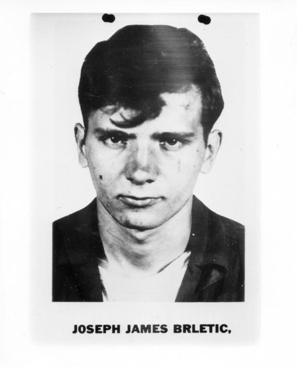 43. Joseph James Brletic