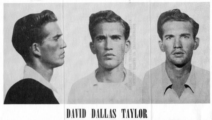 44. David Dallas Taylor