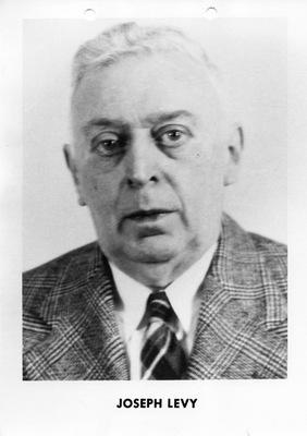 49. Joseph Levy