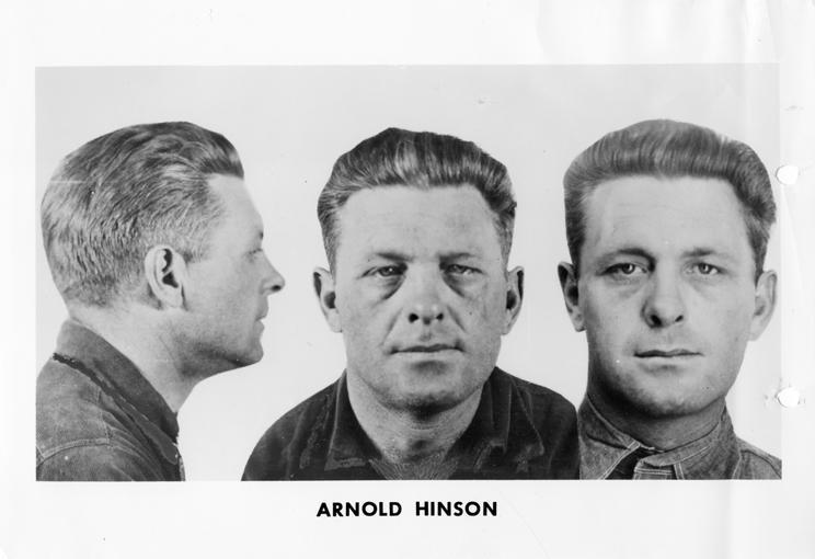 50. Arnold Hinson