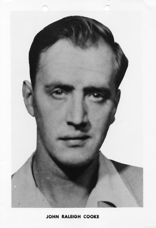 54. John Raleigh Cooke