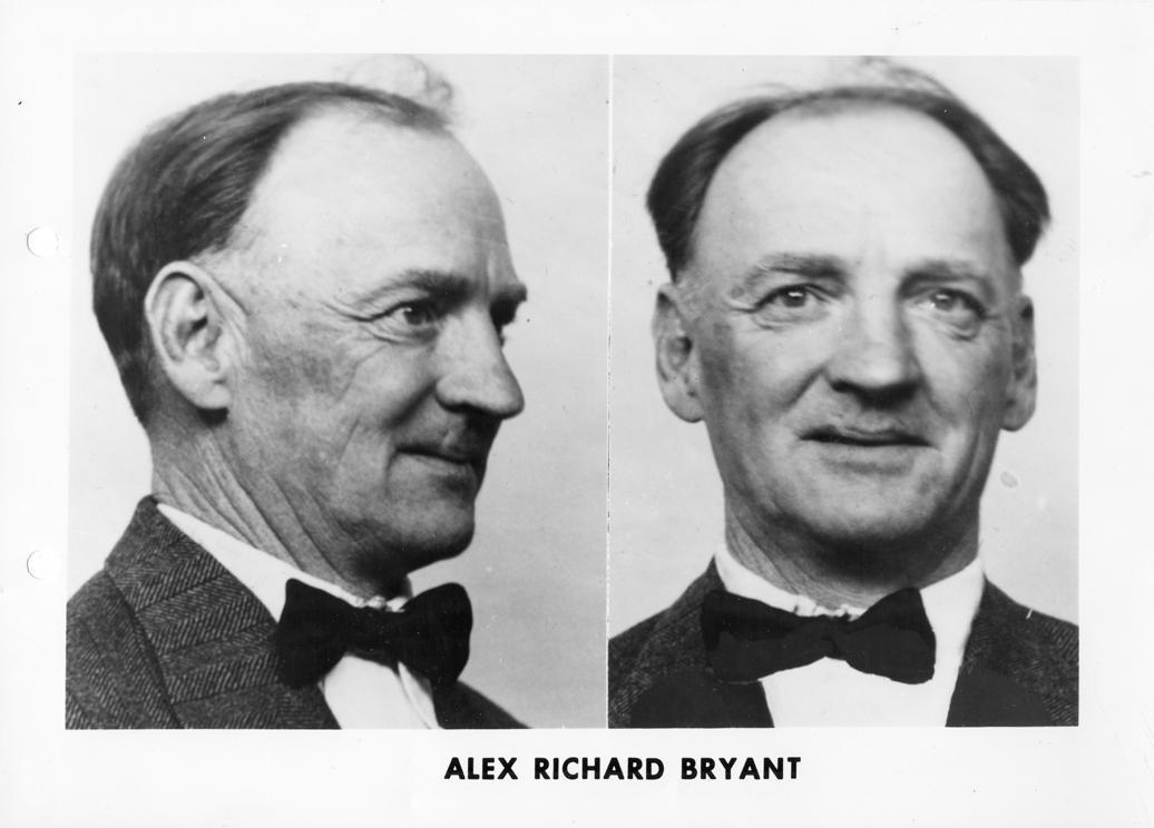 56. Alex Richard Bryant