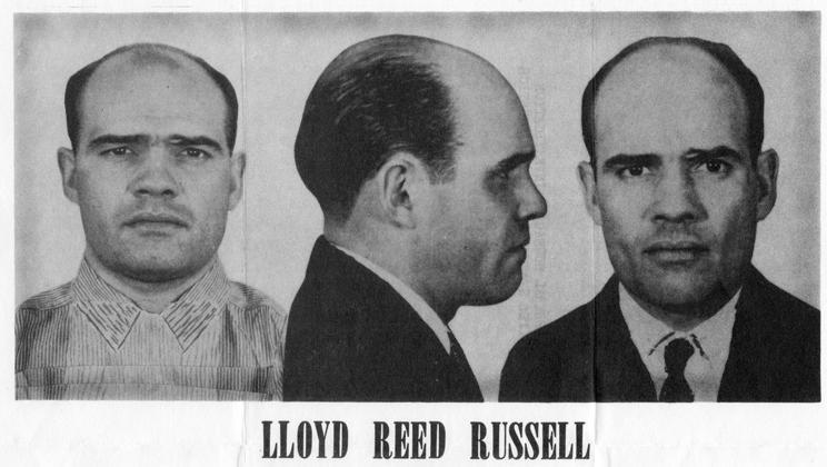 58. Lloyd Reed Russell
