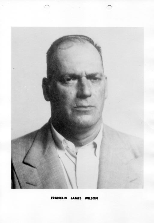 60. Franklin James Wilson