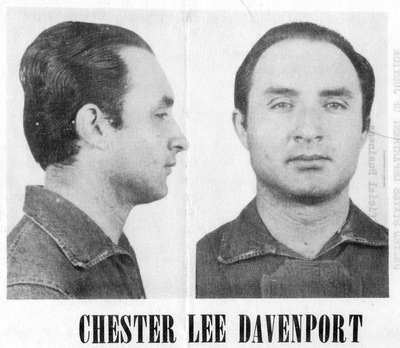 65. Chester Lee Davenport