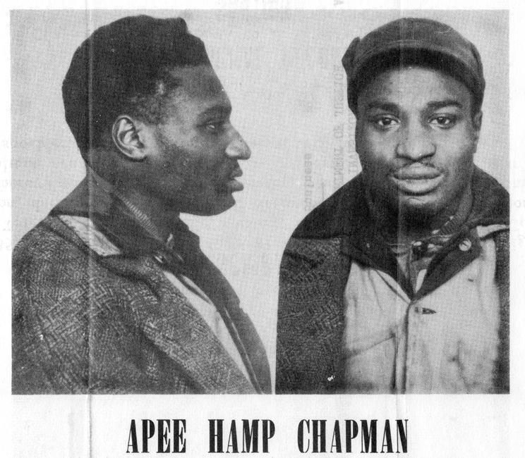 68. Apee Hamp Chapman