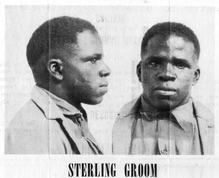 74. Sterling Groom
