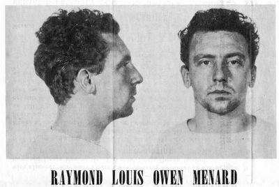 75. Raymond Louis Owen Menard