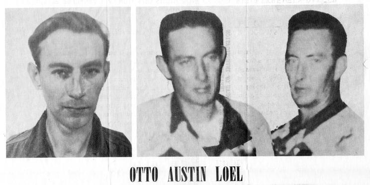 77. Otto Austin Loel