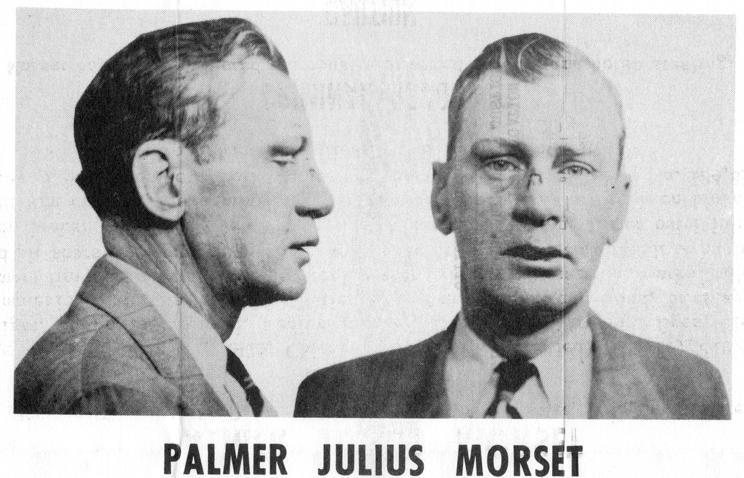 84. Palmer Julius Morset
