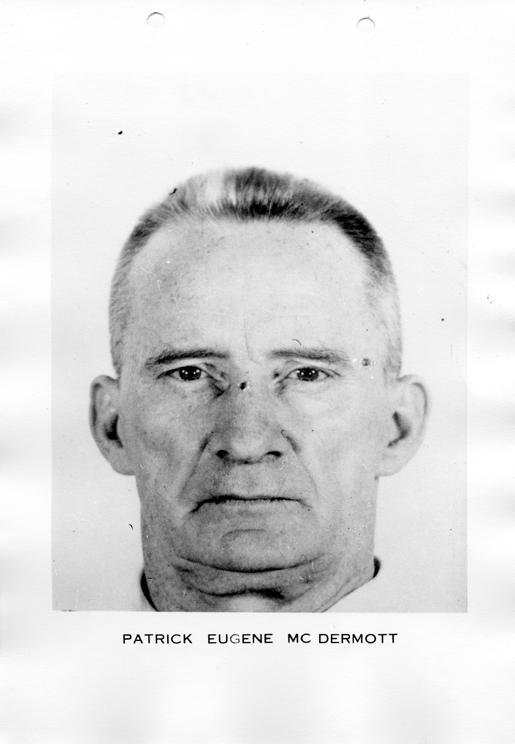 85. Patrick Eugene McDermott