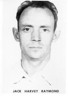 88. Jack Harvey Raymond