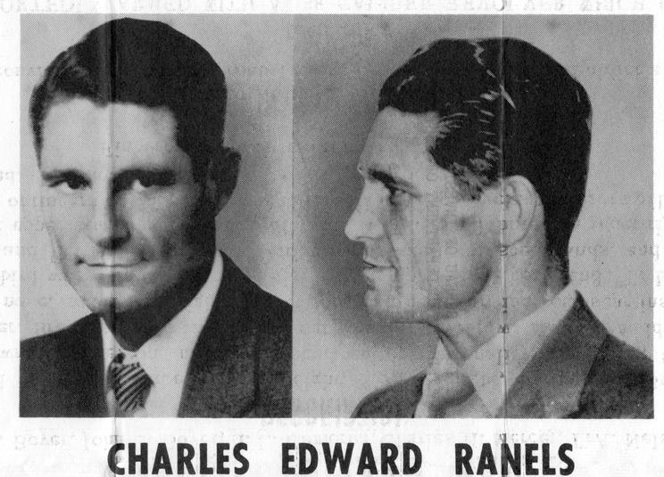 90. Charles Edward Ranels