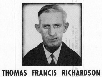 96. Thomas Francis Richardson