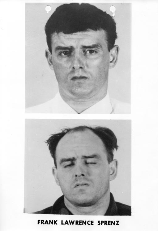 109. Frank Lawrence Sprenz