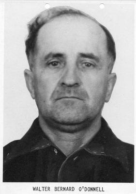 115. Walter Bernard O'Donnell