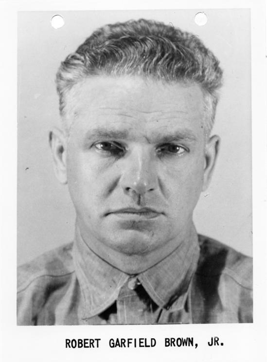120. Robert Garfield Brown, Jr.