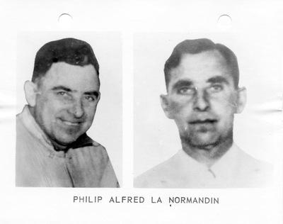 151. Philip Alfred LaNormandin