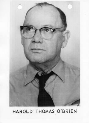 175. Harold Thomas O'Brien