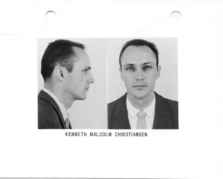 198. Kenneth Malcolm Christiansen