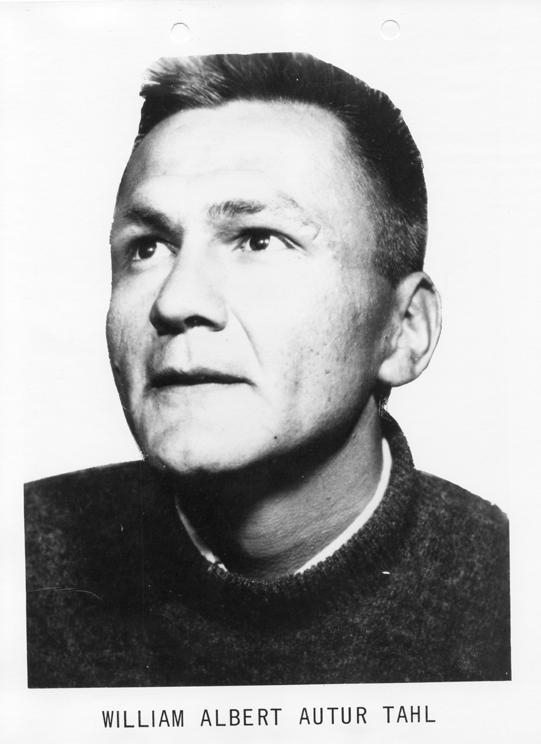 213. William Albert Autur Tahl