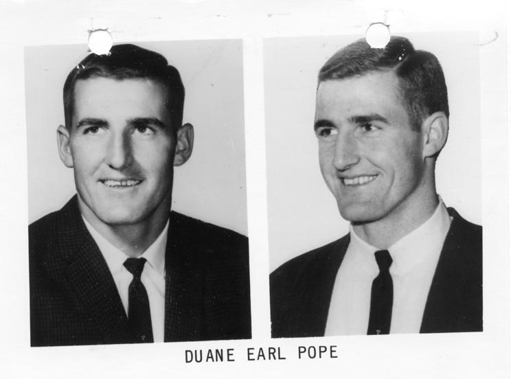 214. Duane Earl Pope