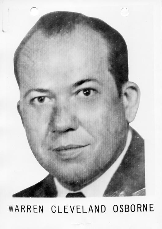 218. Warren Cleveland Osborne
