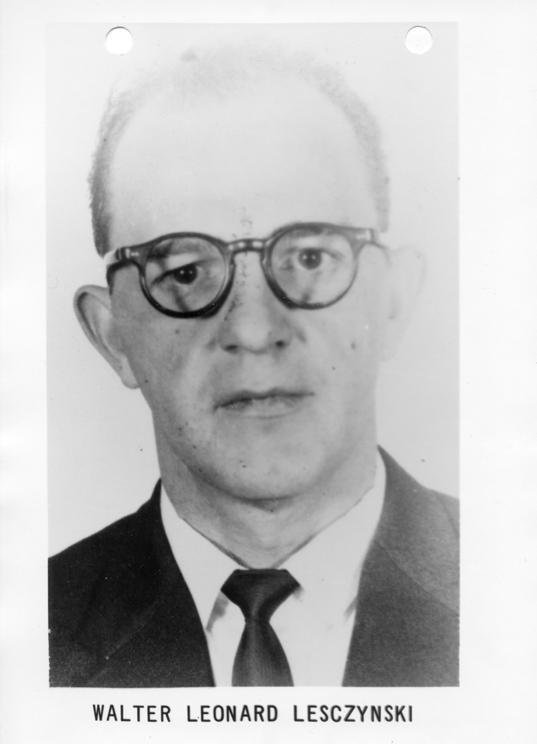 237. Walter Leonard Lesczynski