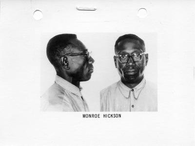243. Monroe Hickson