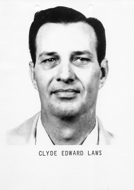 244. Clyde Edward Laws