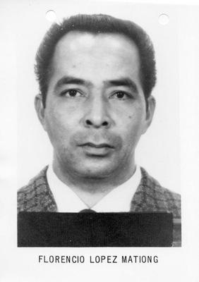 252. Florencio Lopez Mationg