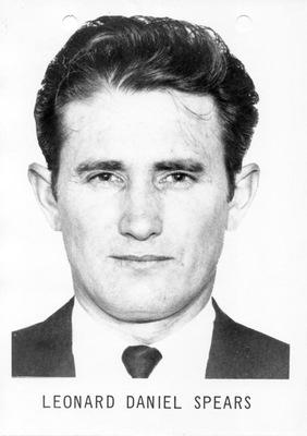 266. Leonard Daniel Spears