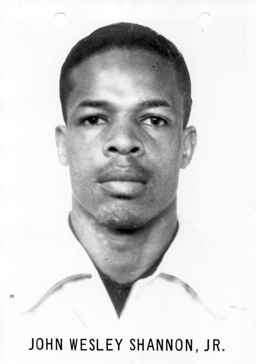278. John Wesley Shannon, Jr.