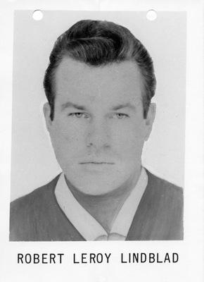284. Robert Leroy Lindblad