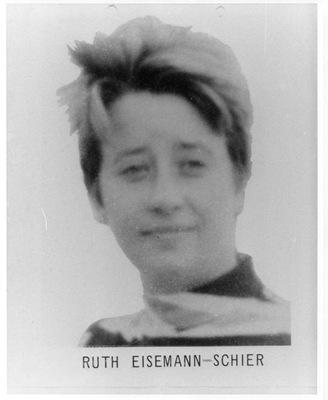 293. Ruth Eisemann-Schier