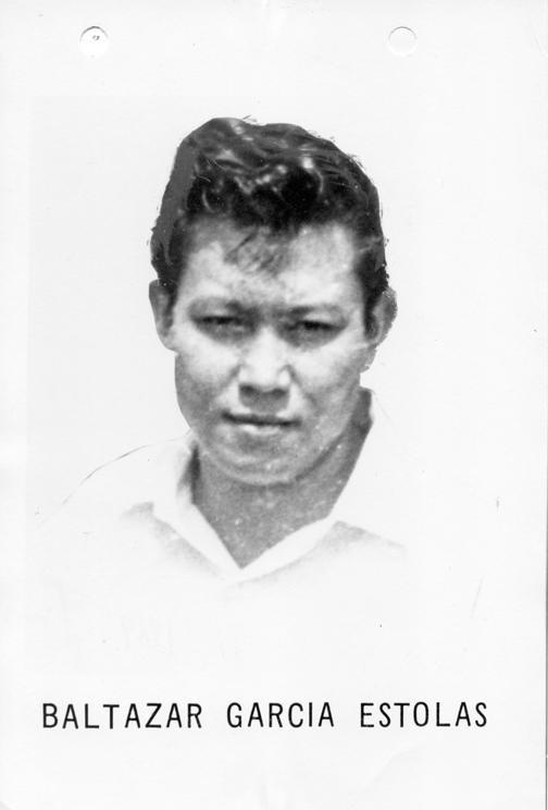 294. Baltazar Garcia Estolas