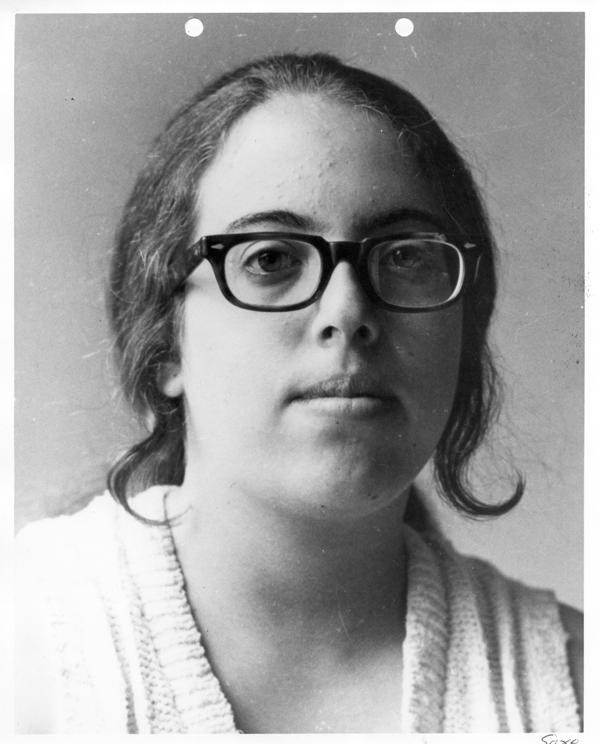 316. Susan Edith Saxe