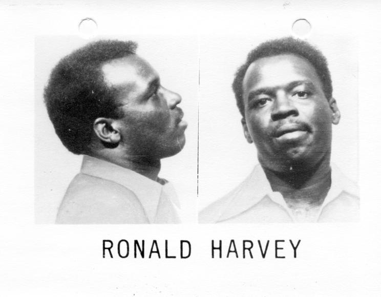 320. Ronald Harvey