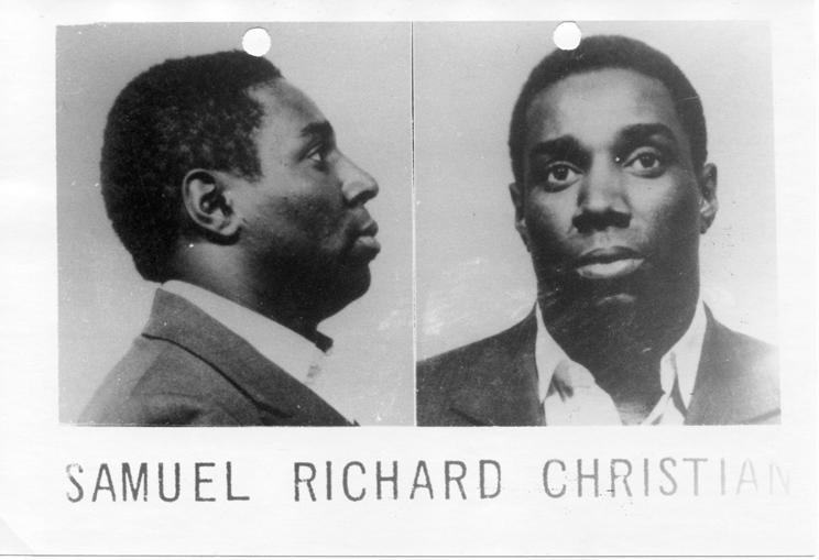 321. Samuel Richard Christian