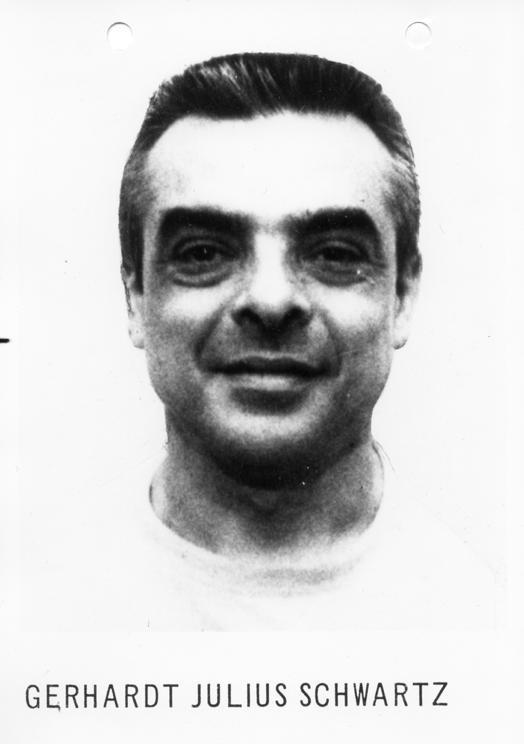345. Gerhardt Julius Schwartz