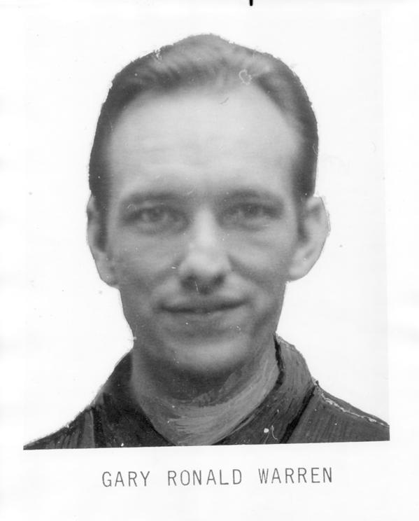 359. Gary Ronald Warren