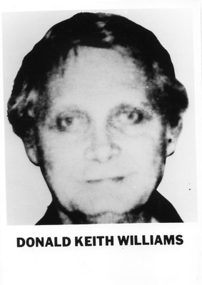 401. Donald Keith Williams