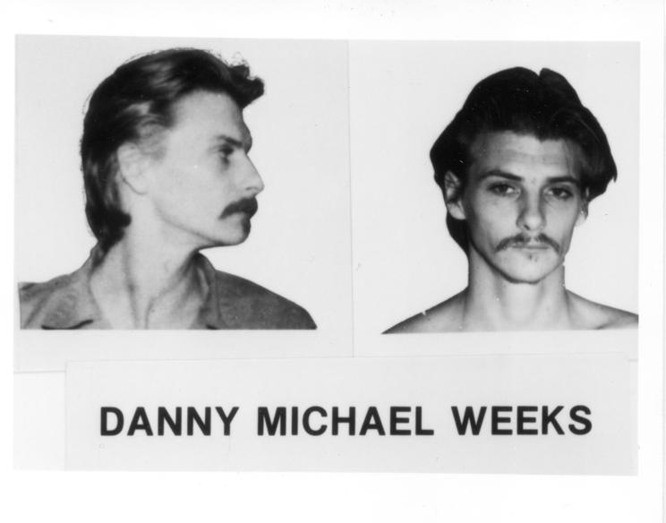 405. Danny Michael Weeks