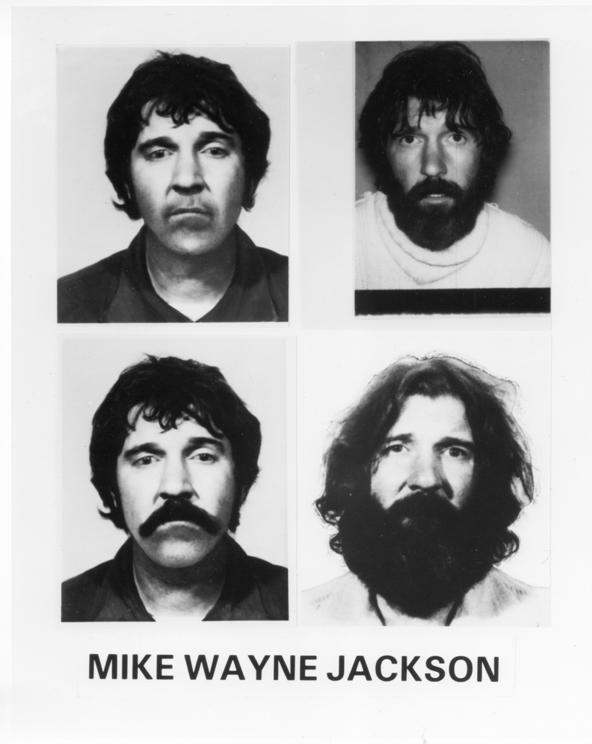406. Mike Wayne Jackson