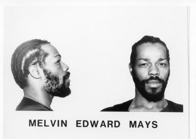 424. Melvin Edward Mays