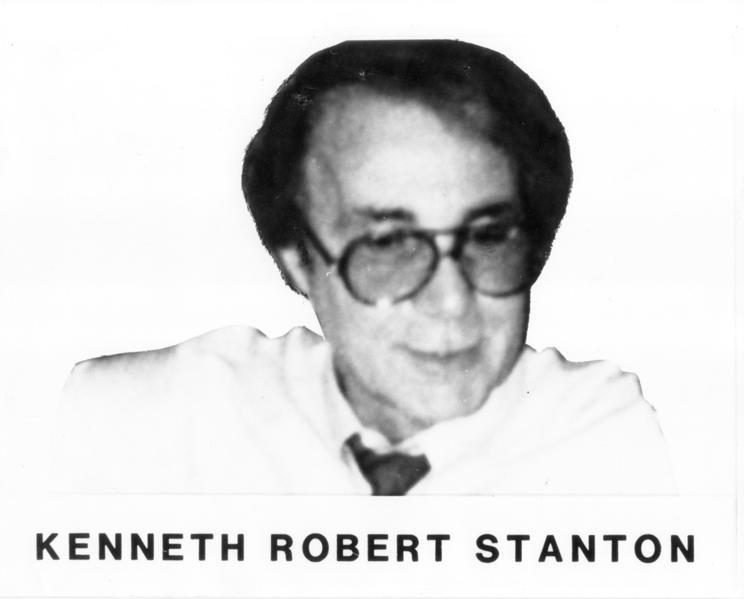 431. Kenneth Robert Stanton
