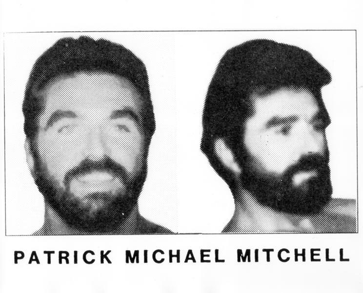 432. Patrick Michael Mitchell